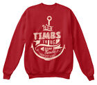 Its A Timbs Thing Xmas - It's You Wouldn't Hanes Unisex Crewneck Sweatshirt