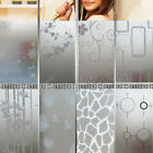 Privacy Glass Decor Frosted Window Film Static Cling Frosting Sticker 45cm x 2m