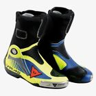 Dainese R Axial Pro Rossi Replica VR 46 Motorcycle Race Boots New RRP £449.94!!
