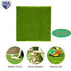 Artificial Turf Lawn Grass Plants For Back Yards Landscaping Decor Dog Pet
