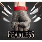 Kyпить Safety Cut Proof Stab Resistant Stainless Steel Gloves Metal Mesh Butcher Glove на еВаy.соm