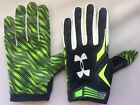 Under Armour Gloves Seattle Seahawks Team Issued Mens Football Gloves NFL Player on eBay