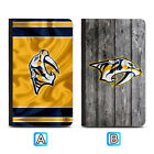 Nashville Predators Passport Holder Leather Cover Cards ID Travel Wallet $4.99 USD on eBay