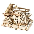 3D Wooden Puzzle, Marble Run, Adult Assembly Puzzle 4 Different Choices