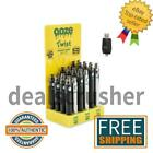 Brand New OOZE TWIST High Voltage 650 900 1100 BATTERY PEN INCLUDES CHARGER