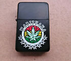MARIJUANA LEAVES LEAF STAR LIGHTER REGGAE JAMAICA JOINT HEMP GRASS SPLIF BOOZE