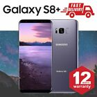 Samsung Galaxy S8+ Plus 64GB Unlocked Android Mobile Phone Various Colours