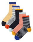 Fa M ou S High St Store M S Women's Ankle High Sumptuously Soft Socks 5 Pairs