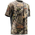 Nomad Outdoor Men's Short Sleeve Cooling Tee, Mossy Oak Country - all sizes