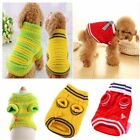 Clothes Winter Apparel Dog Sweater Pet Hoodie Coat Harness Vest Puppy Costumes