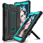 For Amazon Kindle Fire HD 8 2017/2018 Shockproof Satnd Case + Screen Protector