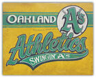 "Oakland Athletics MLB Baseball Car Bumper Sticker Decal ""SIZES"" ID:3 on Ebay"