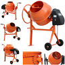More images of Electric Cement Mix Portable Concrete Mortar Mixing Machine Building With Wheel