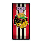 CHICAGO BLACKHAWKS Samsung Galaxy Note 4 5 8 9 Case Cover $15.9 USD on eBay