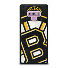 BOSTON BRUINS LOGO Samsung Galaxy Note 4 5 8 9 Case Cover $15.9 USD on eBay