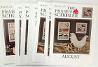 Внешний вид - Months The Prairie Schooler Counted Cross Stitch Charts Original Choose New