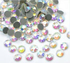 Kyпить 1440 pcs Iron-On Flat-Back Hot-Fix Seed Rhinestones Color & Size Multi Selection на еВаy.соm