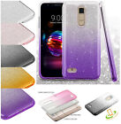 For Nokia 3.1 Plus Hybrid Bling Glitter Rubber Silicone TPU Protector Case Cover $7.37 USD on eBay