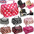 Travel Organizer Accessory Toiletry Zebra Cosmetic Make Up Holder Case Bag Pouch