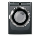 ELECTROLUX 4.3 CF Front Load Washer & ELECTROLUX 8.0 CF Electric Steam Dryer photo