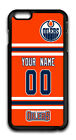 NHL Edmonton Oilers Personalized Name/Number iPhone iPod Case 162107 $12.99 USD on eBay
