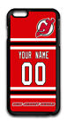 NHL New Jersey Devils Personalized Name/Number iPhone iPod Case 163004 $12.99 USD on eBay