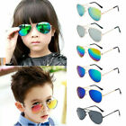 Внешний вид - Unisex Kids Boys Girls Sunglasses Outdoor Classic Cool Anti-UV Retro Glasses New
