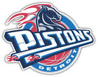 "Detroit Pistons  NBA Basketball Car Bumper Sticker Decal ""SIZES"" ID:3 on eBay"
