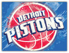 "Detroit Pistons  NBA Basketball Car Bumper Sticker Decal ""SIZES"" ID:4 on eBay"
