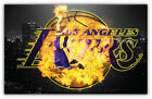 "Los Angeles Lakers NBA Basketball Car Bumper Sticker Decal ""SIZES"" ID:8 on eBay"