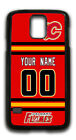 NHL Calgary flames Personalized Name/Number Samsung Phone Case 162405 $12.99 USD on eBay