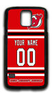 NHL New Jersey Devils Personalized Name/Number Samsung Phone Case 163004 $12.99 USD on eBay