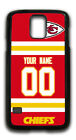 NFL Kansas City Chiefs Personalized Name/Number Samsung Phone Case151413 $12.99 USD on eBay