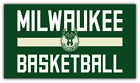 "Milwaukee Bucks  NBA Basketball Car Bumper Sticker Decal ""SIZES"" ID:3 on eBay"
