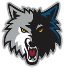 "Minnesota Timberwolves  NBA Basketball Car Bumper Sticker Decal ""SIZES"" ID:9 on eBay"