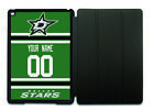 NHL Dallas Stars Personalized Name/Number iPad/iPad Mini Case 162905 $21.99 USD on eBay