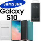 SAMSUNG genuine LED VIEW Cover EF-NG973 for Galaxy S10 SM-G973 w/ retail Box NEW