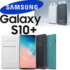 New official SAMSUNG genuine LED VIEW Cover case EF-NG975 for Galaxy S10+