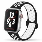Apple Watch Silikon Armband Sport aus Silikon Band Watch Series 2 3 4 5