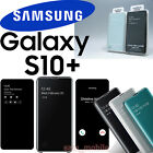New Official SAMSUNG genuine CLEAR VIEW Cover case EF-ZG975 for Galaxy S10+