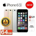 New Apple Iphone 6s 16gb 64gb 128gb Sim Free Unlocked Smartphone Plus Gift