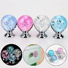 Creative Bubble Crystal Ball Glass Pull Handle Cabinet For Drawer Door Knob