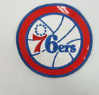 PHILADELPHIA 76ERS PATCH VINTAGE RETRO VTG STITCH NBA BASKETBALL PATCHES RED on eBay