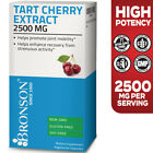 Tart Cherry Extract 2500mg Non-GMO, Gluten Free, Soy Free with Antioxidants