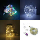 3.3ft/1m Usb 10 Led Starry Fairy String Lights Diy Wedding Party Decoration Home