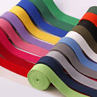 Внешний вид - Heavy Duty Cotton Webbing 1 Inch Canvas Bag Strap Craft Fabric Tape Belt 25mm