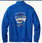 Tommy Bahama KC Royals 2015 World Series Champs 1/2 Zip Sweatshirt: L or XL on Ebay