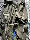 Nike NBA Chicago Bulls Mens Tearaway Warmup Pants Unreleased Player Issue Team