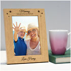 PERSONALISED Love You MUMMY MUM NANNY Photo Frame Gifts for Birthday Christmas