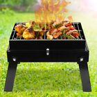 Portable Mini Charcoal BBQ Grill Outdoor Backyard Camping Cooking Foldable Grill
